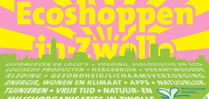 Ecoshoppen in Zwolle, editie 2019