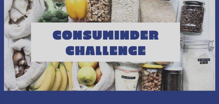 Consuminder Challenge