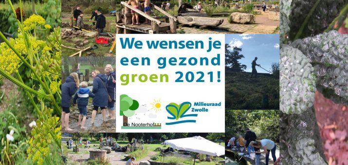 Nieuwsbrief Milieupraat, januari 2021